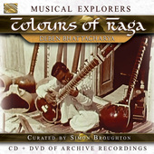 Album artwork for Colours of Raga