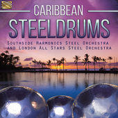 Album artwork for Caribbean Steeldrums