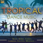 Album artwork for 20 Best of Tropical Dance Music
