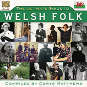 Album artwork for ULTIMATE GUIDE TO WELSH FOLK