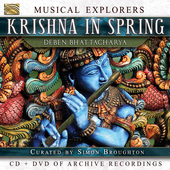 Album artwork for Musical Explorers: Krishna in Spring