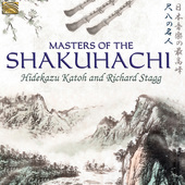 Album artwork for Masters of the Shakuhachi