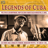 Album artwork for Legends of Cuba