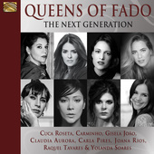 Album artwork for QUEENS OF FADO: NEXT GENERATIO
