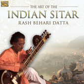 Album artwork for The Art of the Indian Sitar