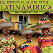 Album artwork for Discover Music from Latin America