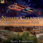 Album artwork for Night Chants: Native American Flute