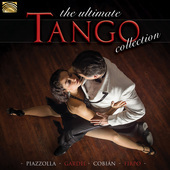 Album artwork for The Ultimate Tango Collection