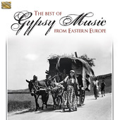 Album artwork for The Best of Gypsy Music from Eastern Europe
