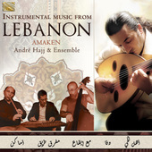 Album artwork for Instrumental Music from Lebanon