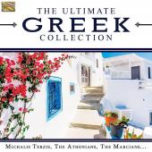 Album artwork for The Ultimate Greek Collection