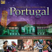Album artwork for Coimbra Folk Group: Traditional Songs From Portuga