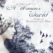 Album artwork for A Woman's World: Songs of Resilience and Hope