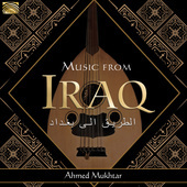 Album artwork for Music from Iraq