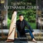 Album artwork for The Art of the Vietnamese Zither