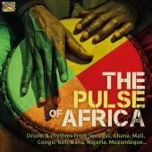 Album artwork for The Pulse of Africa
