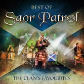 Album artwork for Best of Saor Patrol - The Clan's Favourites