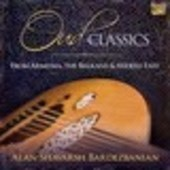 Album artwork for Oud Classics from Armenia, the Balkans and Middle