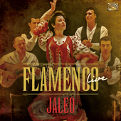 Album artwork for Flamenco Live - Jaleo