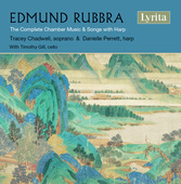 Album artwork for Rubbra: Chamber Music and Songs with Harp