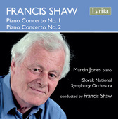 Album artwork for Francis Shaw: Piano Concertos