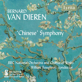 Album artwork for Dieren: Chinese Symphony