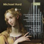 Album artwork for Hurd: Choral Music Vol. 2 & Complete Solo Songs