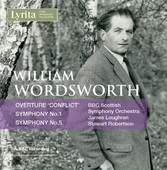 Album artwork for Wordsworth: Overture Conflict - Symphony No. 1 - S