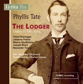Album artwork for Tate: The Lodger