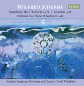 Album artwork for Josephs: Symphony No. 5, Requiem