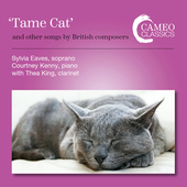 Album artwork for Tame Cat and other songs by British Composers