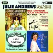 Album artwork for Julie Andrews Four Classic Albums
