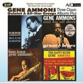 Album artwork for Gene Ammons: Three Classic Albums Plus