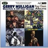Album artwork for Gerry Mulligan: Four Classic Albums