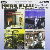 Album artwork for HER ELLIS - FOUR CLASSIC ALBUMS