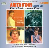 Album artwork for Four Classic Albums Plus (2CD) / Anita O Day