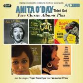 Album artwork for Five Classic Albums Plus / Anita O Day