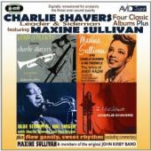 Album artwork for Charlie Shavers Four Classic Albums