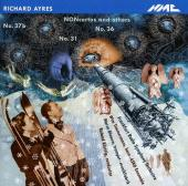 Album artwork for Richard Ayres - Noncertos and others no 37b, 36, 3