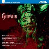 Album artwork for Birtwistle: Gawain / Tomlinson, Howarth