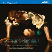 Album artwork for Ryan Wigglesworth: Echo and Narcissus