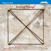 Album artwork for Bracing Change / Jack Quartet