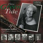 Album artwork for This Green Tide - Works for Clarinet and Basset Ho