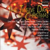 Album artwork for Twelve Days Of Christmas: Royal Opera Brass