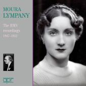 Album artwork for Moura Lympany: The HMV Recordings 1947-1952