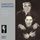 Album artwork for Selected Recordings 1927-1947. Bartlett/Robertson