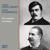 Album artwork for The Complete Recordings. Sapellnikoff/Scharwenka