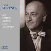 Album artwork for Balakirev, Lyapunov & Liszt: Piano Works / Kentner