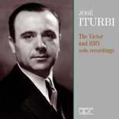 Album artwork for The Victor & HMV Solo Recording / Jose Iturbi