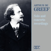 Album artwork for Solo & Concerto Recordings. de Greef